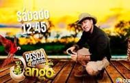Programa Pesca & Aventura com Jango do SBT Cuiabá visitou as belezas naturais de Rosário Oeste