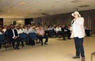 Empaer realiza primeira edição do Inova com palestra do conferencista internacional Tejon