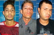 Trio é preso em carrinho de lanches após tentar roubar banco em Cuiabá