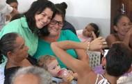 Mais de mil mulheres participam de ações em comemoração ao Dia das Mães