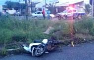 Acidente entre duas motos em Sinop deixa um morto e um ferido