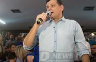 Prefeitos filiados a coligações adversárias declaram apoio a candidatura de Leitão
