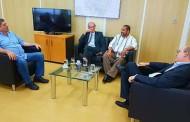 Maluf busca apoio para conclusão de Hospital do Instituto Lions da Visão
