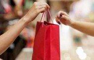 Comércio já fica aberto até 20h em horário especial para venda de Natal