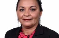 Vereadora reitera Indicação para canalização de água servida do Hospital